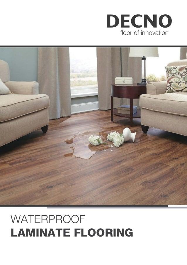 Waterproof Laminate Flooring Decno Group