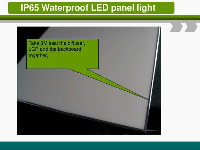 waterproof led panel light ip65. Black Bedroom Furniture Sets. Home Design Ideas