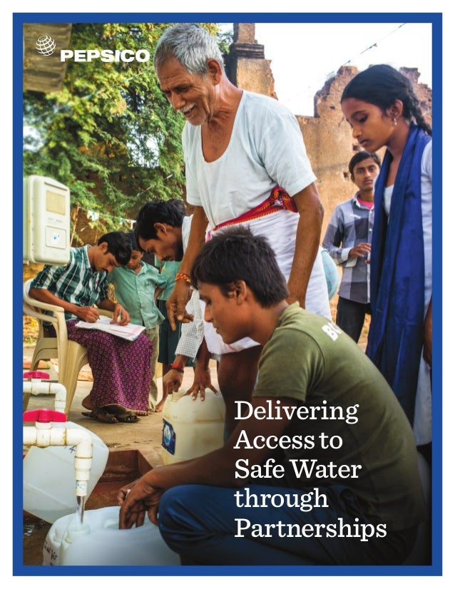 Delivering Accessto SafeWater through Partnerships