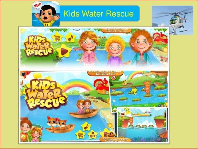 Kids Water Rescue