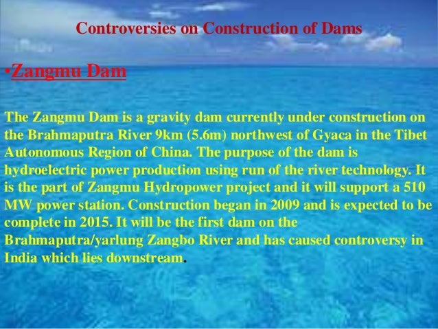 tipaimukh dam the controversy between india Teesta, tipaimukh and river linking danger to bangladesh-india relations imtiaz ahmed india's passion to develop dams, and in if tipaimukh dam is commissioned 4 similar is the opposition to the dam in.