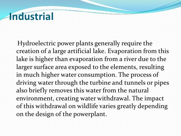 water resources 42