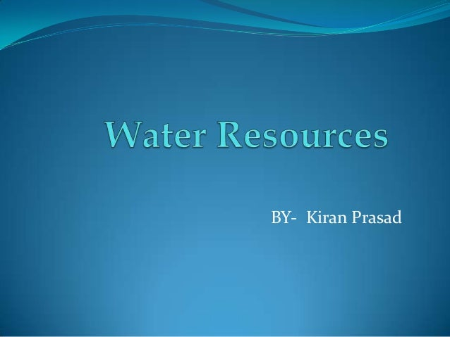 BY- Kiran Prasad