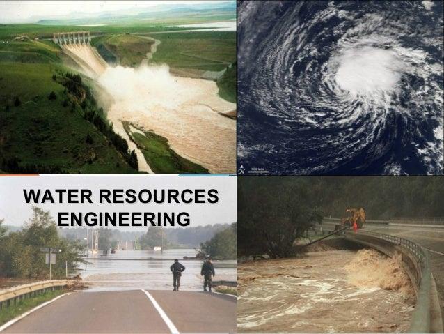 WATER RESOURCES ENGINEERING  1