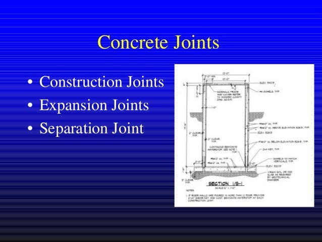 Water Retaining Structures Section : A