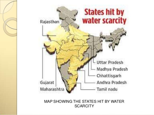 water scarcity in india Water scarcity is now a real threat in two developing countries at the forefront of  efforts to reduce climate change, india and south africa this is.