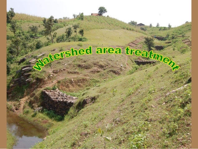 watershed management in india pdf