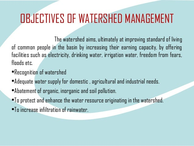 Image result for watershed management upsc