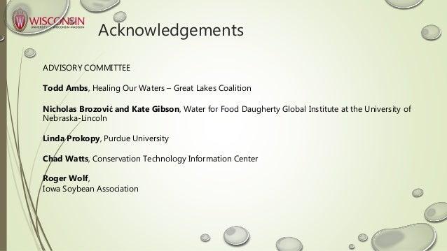 Watershed Management WS - Rebecca Power & Amulya Rao Slide 2
