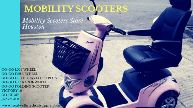 Mobility Scooters Store In Houston