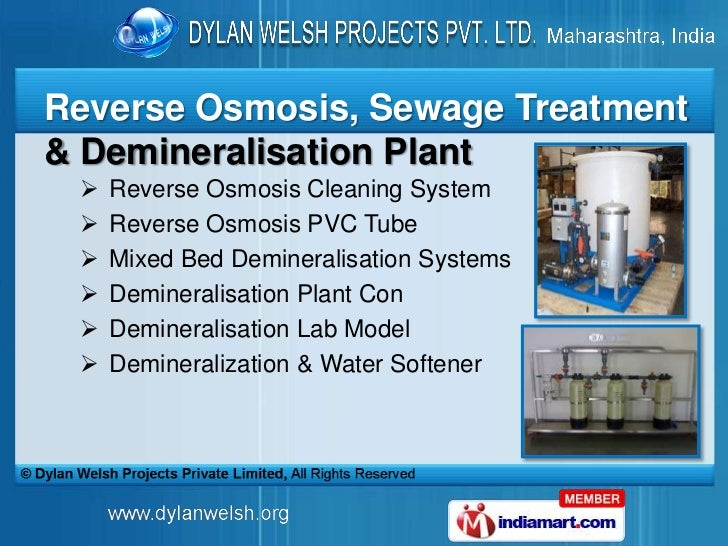 Water Treatm... Reverse Osmosis In Hindi