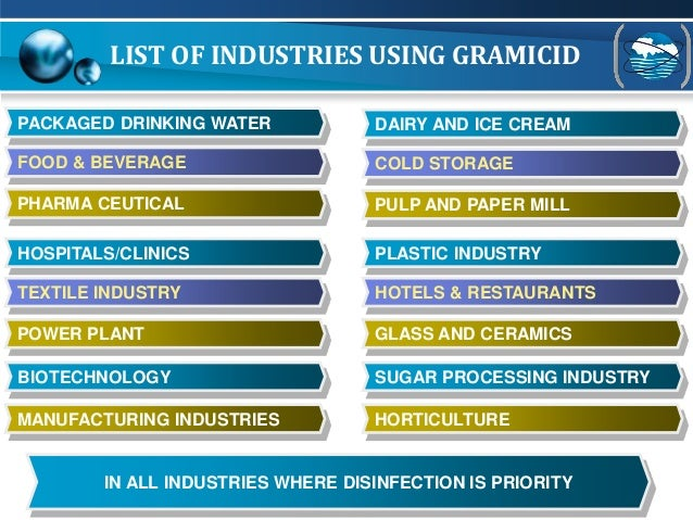 Water Treatment Chemicals Manufacturers in India
