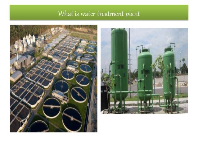 Water Treatment Plant Design : Water treatment plant design