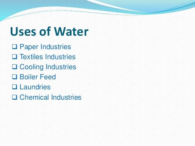 Water Treatment Technology