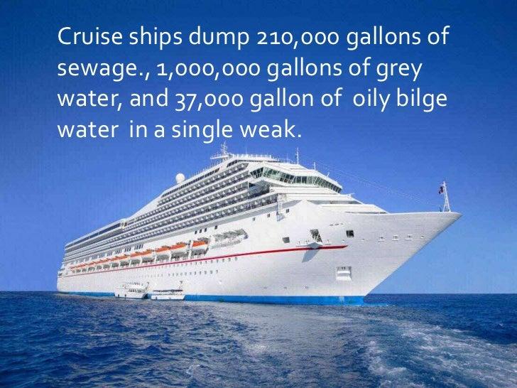 Get How Do Cruise Ships Dump Sewage  Gif
