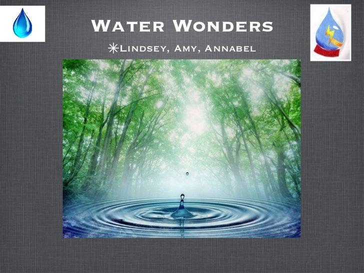 Water Wonders 112
