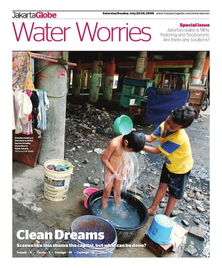 4           Water Worries                                                                                                 ...
