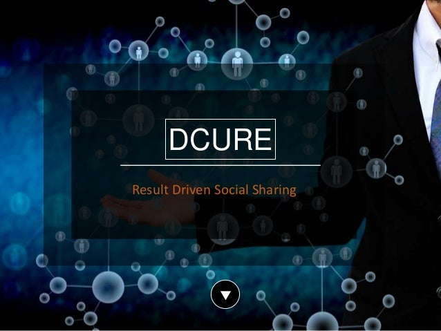 www.dcu.re DCURE Result Driven Social Sharing