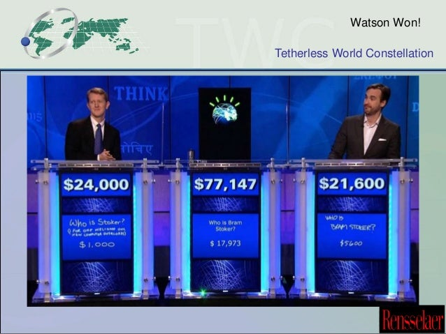 Watson: An Academic's Perspective Slide 2