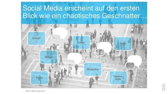 IBM Watson Analytics for Social Media  Slide 2