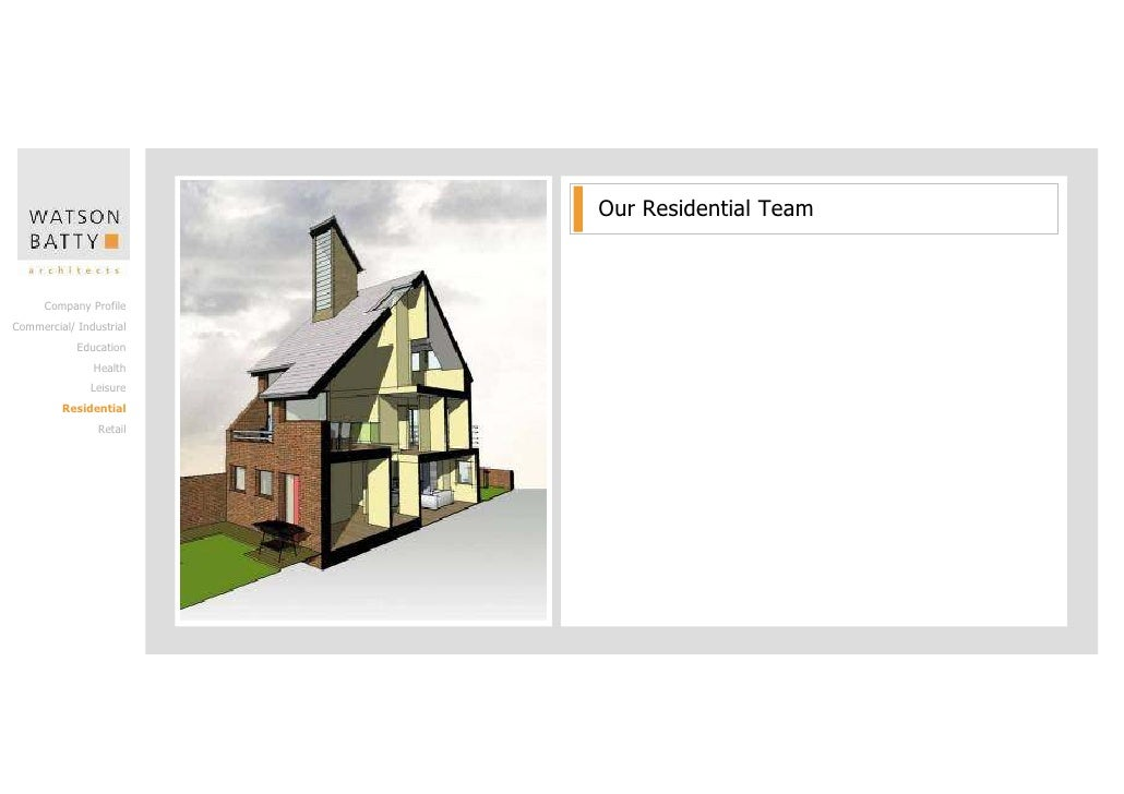 Our Residential Team      Company ProfileCommercial/ Industrial            Education               Health               Le...