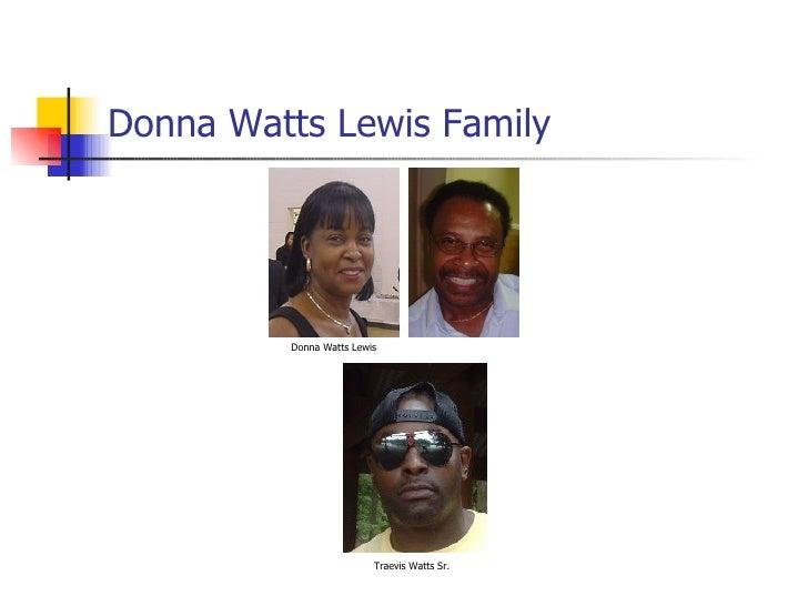 Watt's family reunion