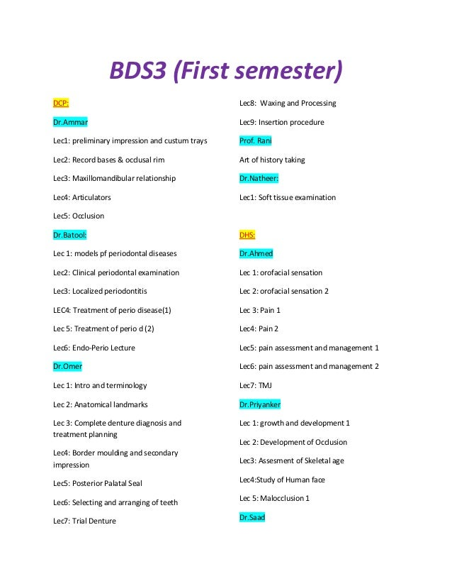 BDS3 (First semester)DCP:                                            Lec8: Waxing and ProcessingDr.Ammar                  ...