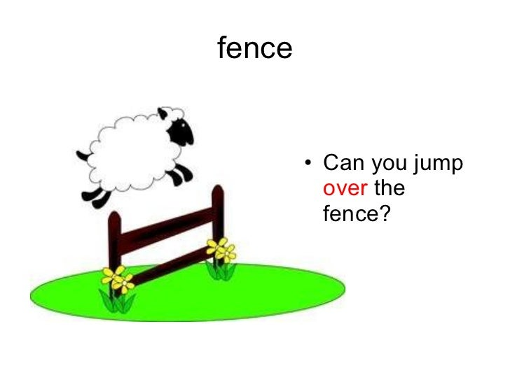 UlliCan You Jump Over The Fence