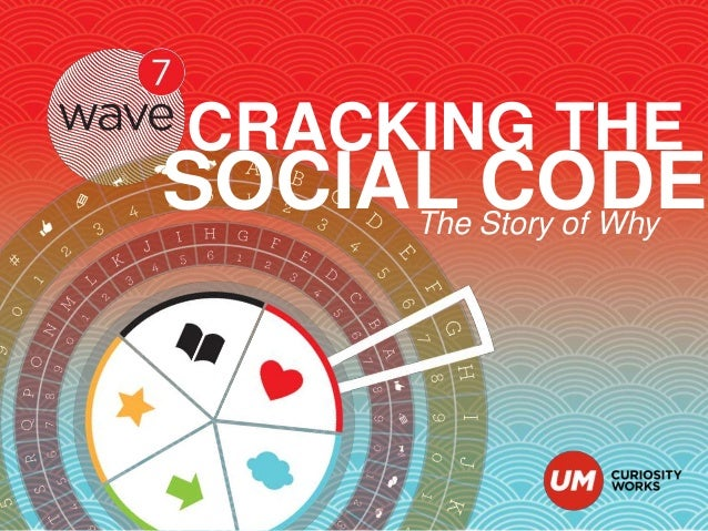 CRACKING THE  SOCIAL Story of Why CODE The
