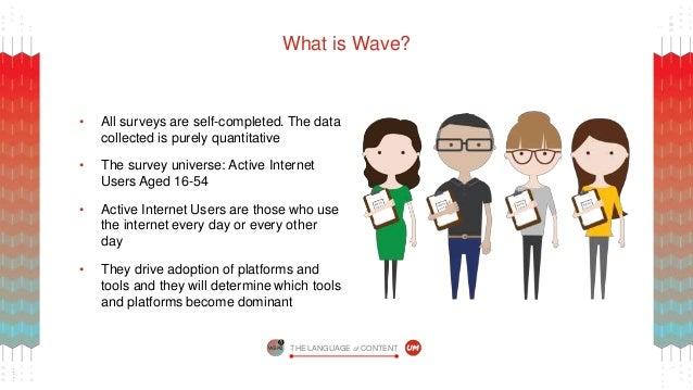 Wave 8 The language of Content  - CROATIA Slide 3