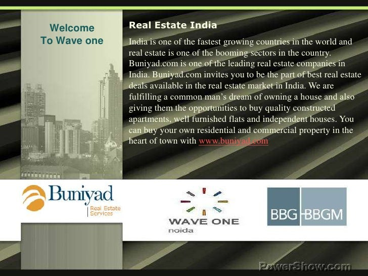 Welcome <br />To Wave one <br />
