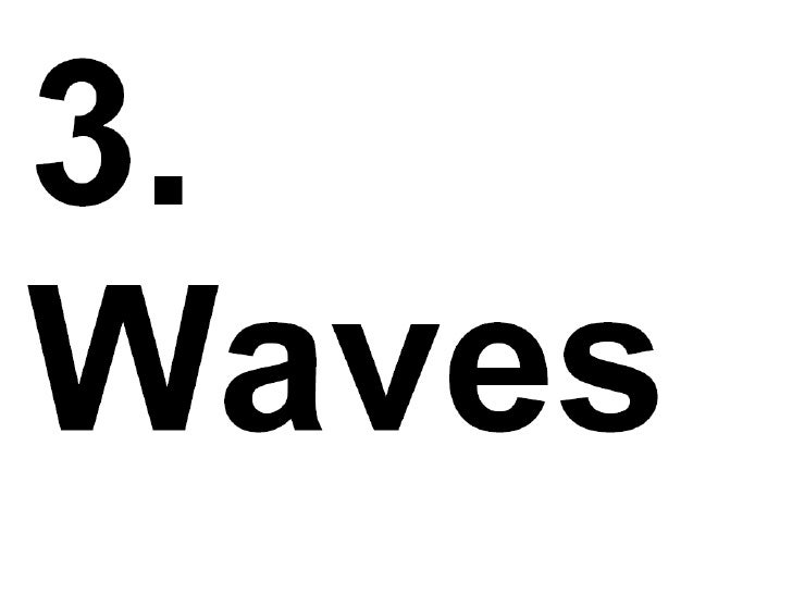 Edexcel AS Physics Waves