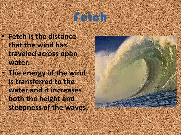 Waves and tides 16 2 ppt vocab sciox Image collections