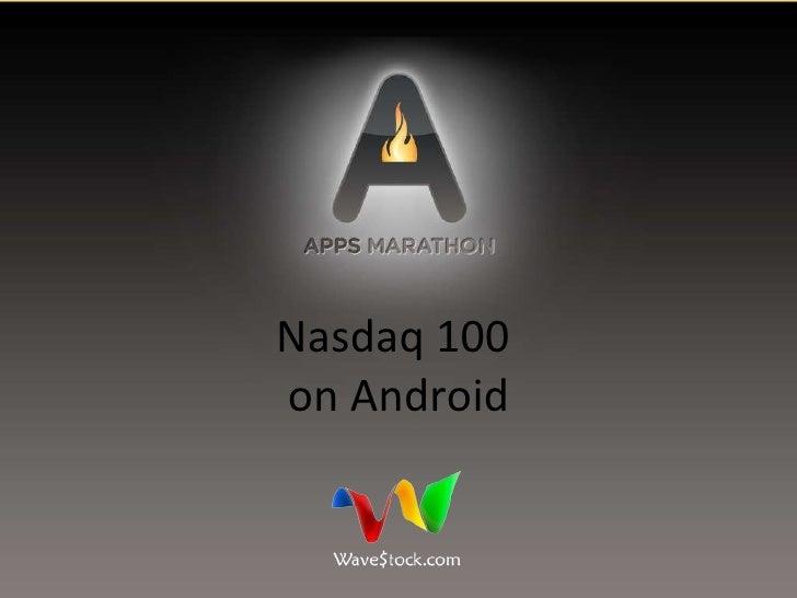 Nasdaq 100  on Android