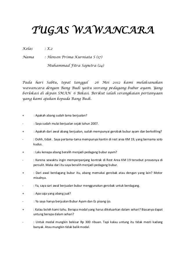 Kelas : X.2Nama : Hensen Prima Kurniata S (17)Muhammad Fitra Saputra (24)Pada hari Sabtu, tepat tanggal 26 Mei 2012 kami m...