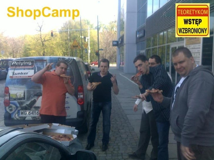 • Blok #1    – Artur Pajkert    – Tomasz Palej • Blok #2    – Jakub Połed    – Tomek Komercyjny • Blok #3    – Marcin Cebu...