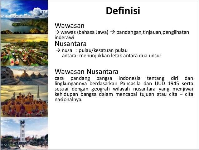 Wawasan Nusantara Kelompok 3