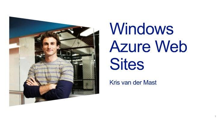 Kris van der Mastwww.krisvandermast.com@KvdM