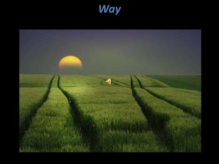Way<br />