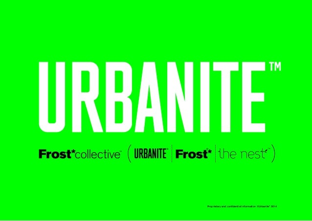 MADE Talk 22 July 2014 1  Designing an effective  wayfinding system  Proprietary and confidential information ©Urbanite* 2...