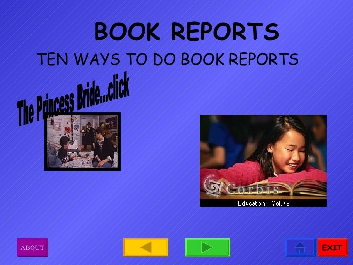 do book report In this article, we try to discuss certain feasible means and strategies to custom  write a book report before commencement of custom writing of a book report,.