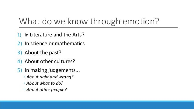 reason or emotion Reason over emotion, saad discusses the belief as applied to duty in the ancient world.