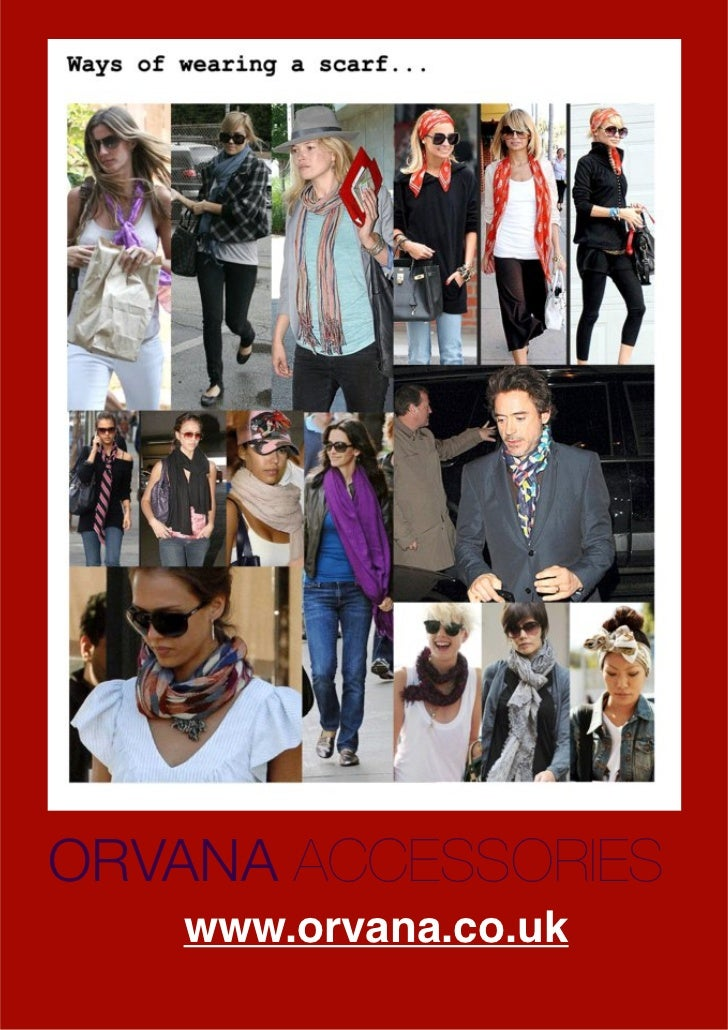 ORVANA ACCESSORIES   www.orvana.co.uk