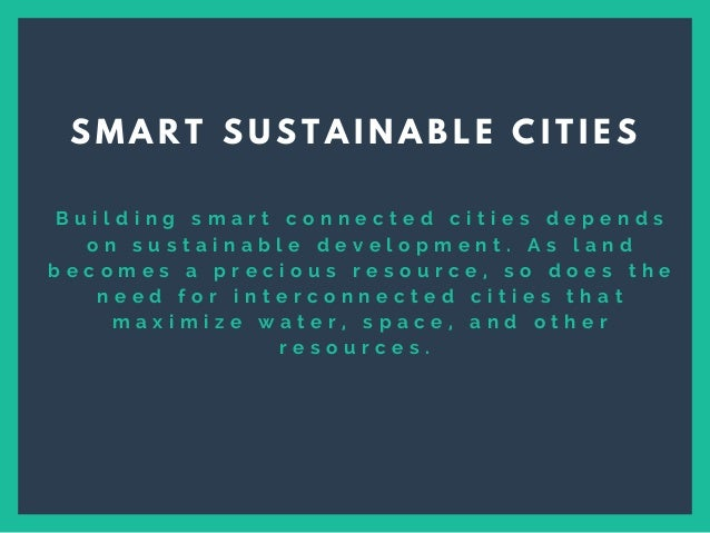 Ways Technology Contributes to Sustainability Slide 2