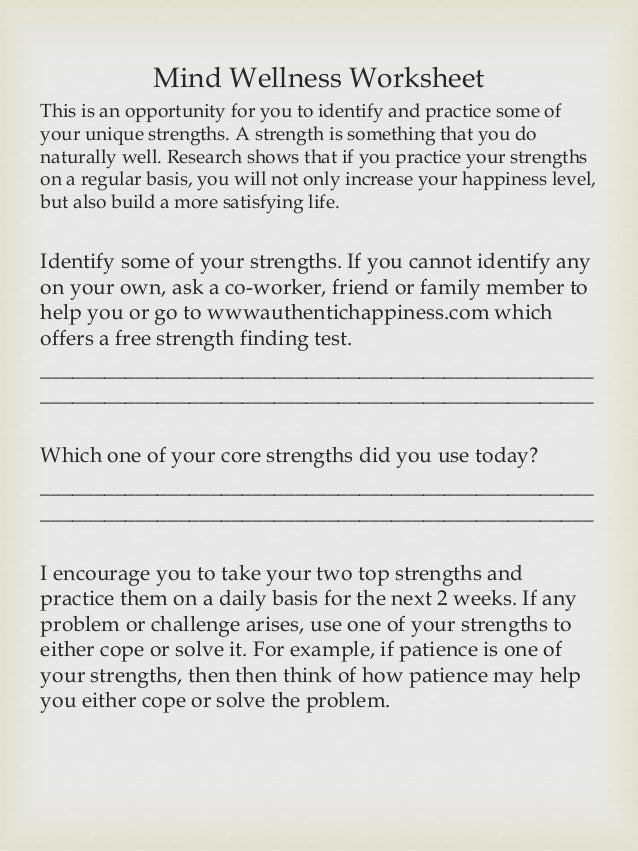 Ways to beat depressionovercoming negative thinkingmaking happiness – Wellness Worksheet