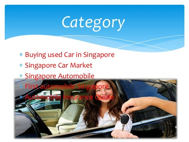 ways to buy used cars in singapore. Black Bedroom Furniture Sets. Home Design Ideas