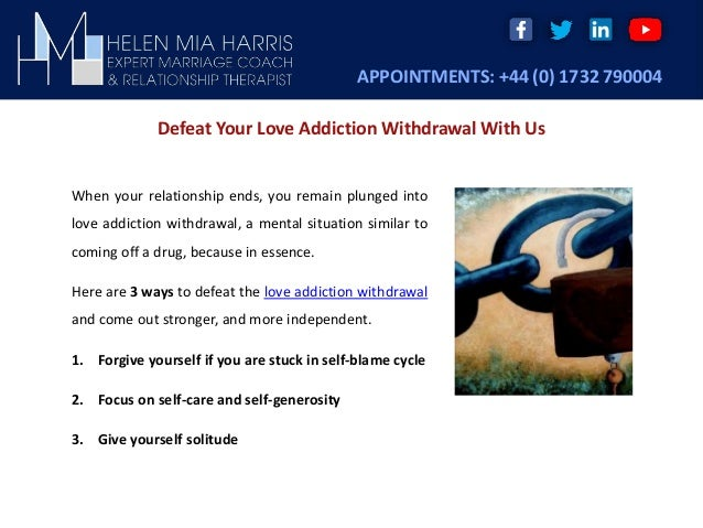 Love addiction in marriage
