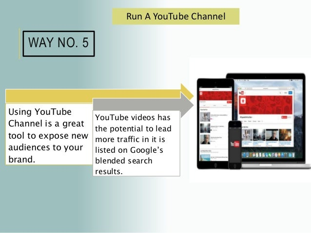 Using YouTube Channel is a great tool to expose new audiences to your brand. YouTube videos has the potential to lead more...