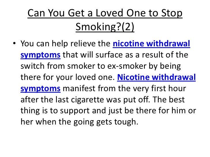 ways to help someone quit smoking this valentine. Black Bedroom Furniture Sets. Home Design Ideas