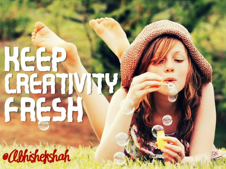 Ways to Keep Creativity Fresh While Scaling a Start-up